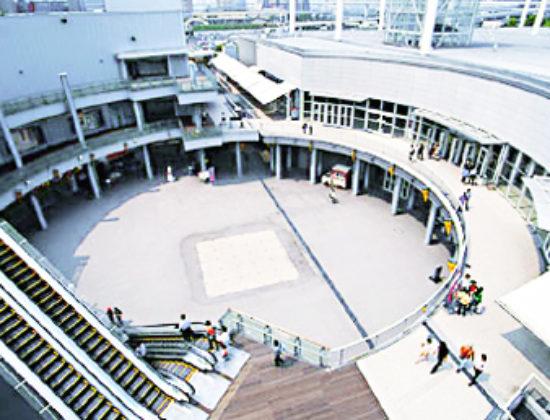 Tokyo Odaiba Palette Town