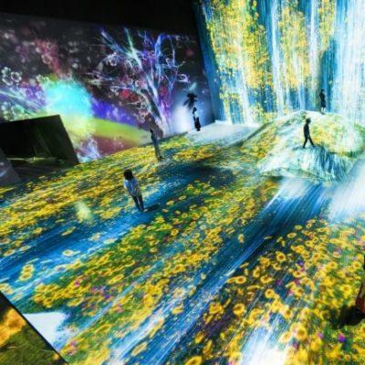TeamLab – Digital Museum