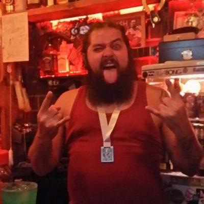 Rock Bar Cherry Bomb