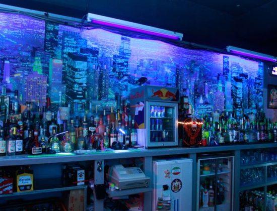 Bar Spade