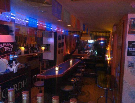 Bar Ken's and Tres Marias