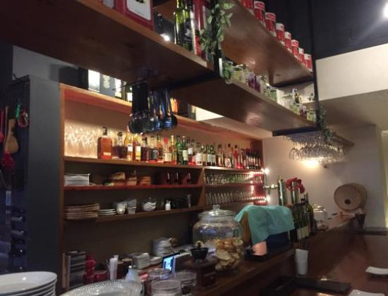 Wine Tavern Dish